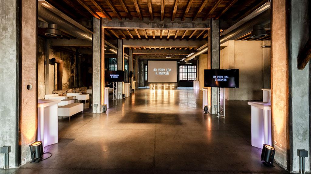 Neff-Evento-Event-Fuorisalone-2017-officinedelvolo-interior-light-lbs-organizzazione-luxury-cucine-location-set-innovation-design-connectevents-connect-agency-milano-Germany-europe-communication-allestimento-1